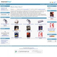free osCommerce Template