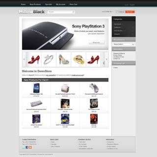 Millow osCommerce Template